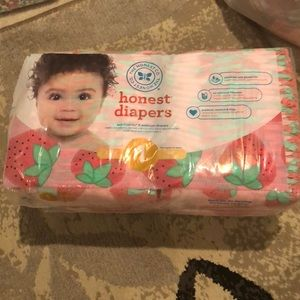 Honest Company Diapers size